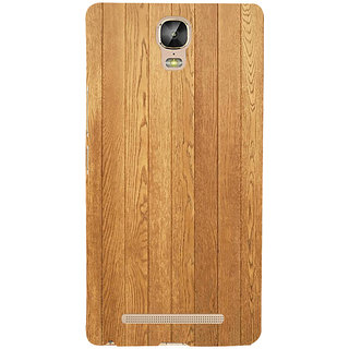 IFasho Designer Back Case Cover For Gionee Marathon M5 Plus (Amazon Books Dictionary Wooden)