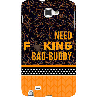 Ifasho Designer Back Case Cover For Samsung Galaxy Note N7000 :: Samsung Galaxy Note I9220 :: Samsung Galaxy Note 1 :: Samsung Galaxy Note Gt-N7000 (Lineal  Folk)