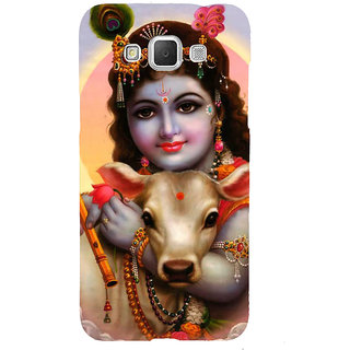 Ifasho Designer Back Case Cover For Samsung Galaxy Grand 3 :: Samsung Galaxy Grand Max G720F (Krishna Mexico (Mexico City) Mexico Vishnu Trilogy)