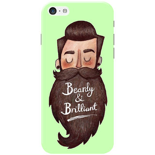 HACHI Cool Case Mobile Cover for   5C