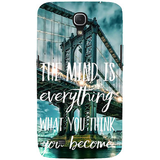 Ifasho Designer Back Case Cover For Samsung Galaxy Mega 6.3 I9200 :: Samsung Galaxy Mega 6.3 Sgh-I527 (Racial  Brood)