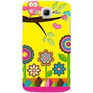 Ifasho Designer Back Case Cover For Samsung Galaxy Mega 5.8 I9150 :: Samsung Galaxy Mega Duos 5.8 I9152 (Cartoon Yokohama Japan Depression)