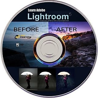 Learn Adobe Lightroom 5 Video Tutorial Training Course DVD