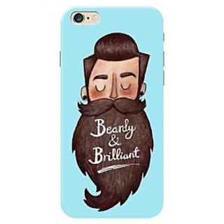 HACHI Brilliant Beard Mobile Cover for Apple iPhone 6 Plus