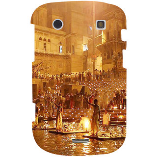 IFasho Designer Back Case Cover For BlackBerry Bold Touch 9900 :: BlackBerry Dakota :: BlackBerry Magnum (Monument Varanasi Ganga Ghat Bangalore India Madurai)