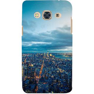 Ifasho Designer Back Case Cover For Samsung Galaxy J3 Pro :: Samsung Galaxy J3 (2017) (Cities Ho Chi Minh City Vietnam Agra)