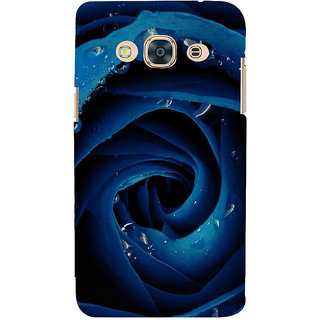 Ifasho Designer Back Case Cover For  Galaxy J3 Pro ::  Galaxy J3 (2017) (Perfume Rosy Bud Love Garden)