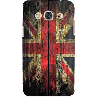 Ifasho Designer Back Case Cover For Samsung Galaxy J3 Pro :: Samsung Galaxy J3 (2017) (Old Age Alexandar Sikandar Flag)