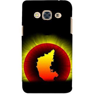 Ifasho Designer Back Case Cover For Samsung Galaxy J3 Pro :: Samsung Galaxy J3 (2017) (Globe For Kids Globe Dolphin Globe Gifts Globe Big)