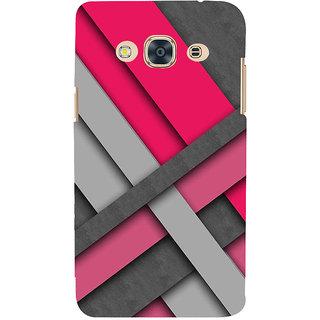 Ifasho Designer Back Case Cover For Samsung Galaxy J3 Pro :: Samsung Galaxy J3 (2017) (Dog Virgo C Line Slider Pencil Case)