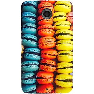 IFasho Designer Back Case Cover For Motorola Nexus 6 :: Motorola Nexus X :: Motorola Moto X Pro :: Google Nexus 6 (Cake Mexico (Mexico City) Mexico Raghunathganj)