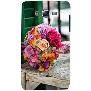 Ifasho Designer Back Case Cover For Samsung Galaxy J5 (2015) :: Samsung Galaxy J5 Duos (2015 Model)  :: Samsung Galaxy J5 J500F :: Samsung Galaxy J5 J500Fn J500G J500Y J500M  (Cypripedioideae Rose Powder Rose Plant Gem Top Classic Elite)