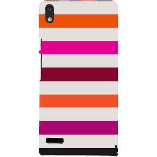 IFasho Designer Back Case Cover For Huawei Ascend P6 (Botanists Junior Achievement  )