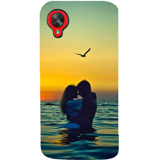 IFasho Designer Back Case Cover For LG Nexus 5 :: LG Google Nexus 5 :: Google Nexus 5 (Alikeness  Dating Agency)
