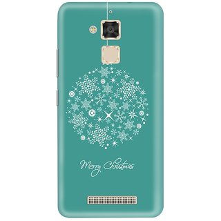 Asus ZenFone 3 Max 520TL Printed Back Cover By CareFone