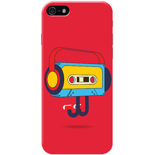 HACHI Cool Case Mobile Cover for   5