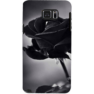 Ifasho Designer Back Case Cover For Samsung Galaxy Note 5 :: Samsung Galaxy Note 5 N920G :: Samsung Galaxy Note5 N920T N920A N920I  (Control  Rosehip Seed Oil 3 Roses Camellia )