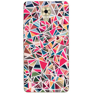 IFasho Designer Back Case Cover For Gionee M6 Plus (Firefox Hulu Line Cutter)