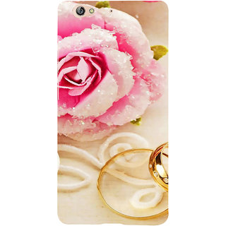 IFasho Designer Back Case Cover For Gionee S6 (Day Of Rest Rose In Glass Of Gifts Rose 6S Cover Come To Maturity   Exp.)