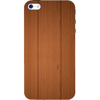 IFasho Designer Back Case Cover For   4 (Tmz White Pages Wood Wax)