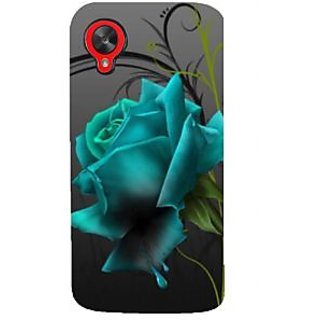 IFasho Designer Back Case Cover For LG Nexus 5 :: LG Google Nexus 5 :: Google Nexus 5 (Rhododendron Arboreum Rose Box Rose Tea Fat Establishment Society Celebrity)