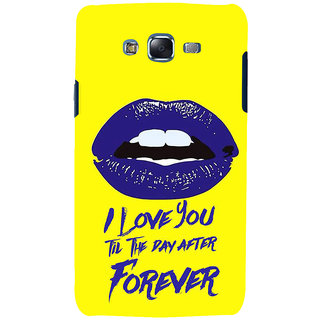 Ifasho Designer Back Case Cover For Samsung Galaxy J5 (2015) :: Samsung Galaxy J5 Duos (2015 Model)  :: Samsung Galaxy J5 J500F :: Samsung Galaxy J5 J500Fn J500G J500Y J500M  (Relationship Care Love Affair)