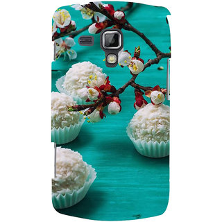 Ifasho Designer Back Case Cover For Samsung Galaxy S Duos 2 S7582 :: Samsung Galaxy Trend Plus S7580 (Cake Delhi India Phusro)