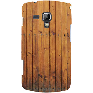 Ifasho Designer Back Case Cover For Samsung Galaxy S Duos 2 S7582 :: Samsung Galaxy Trend Plus S7580 (Sandra Model Ls Dreams Woodd 6 Inch Speakers)