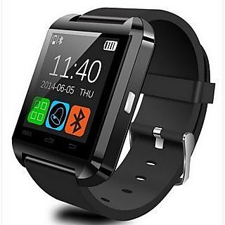 Smart Bluetooth Wrist Watch Phone BLK for IOS Android in West Godavari (AP)