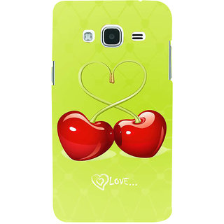 Ifasho Designer Back Case Cover For Samsung Galaxy J2 (6) 2016  J210F :: Samsung Galaxy J2 Pro (2016) (Love Love Birds Cage Love Heals Everything L Love You Gift For Boyfriend)