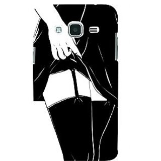 Ifasho Designer Back Case Cover For Samsung Galaxy J2 (6) 2016  J210F :: Samsung Galaxy J2 Pro (2016) (Girl Taiyuan China Girl Watch Stylish New)