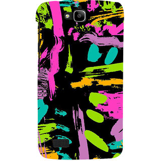 Ifasho Designer Back Case Cover For Huawei Honor Holly (Translators Engineer Girl!  )