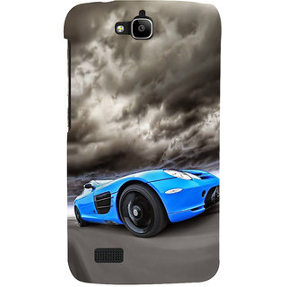 Ifasho Designer Back Case Cover For Huawei Honor Holly (Golf Irons Photography Lighting)