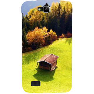 Ifasho Designer Back Case Cover For Huawei Honor Holly ( Maternal Slr Photography)
