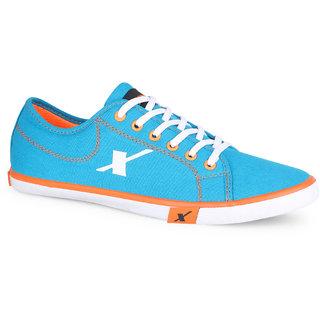 SC0283G SPARX Men Canvas Shoes (SM-283 Turquoise)