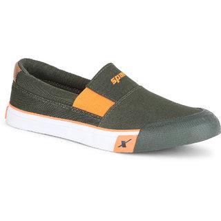 SC0292G SPARX Men Canvas Shoes (SM-292 Olive)