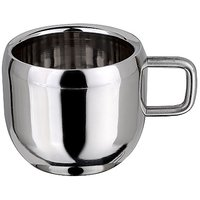 Grish Stainless Steel Business Class Mug Set Of 6