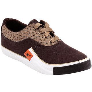 SC0198G SPARX Men Canvas Shoes (SM-198 Brown)