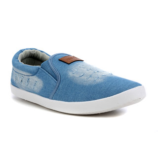 SD0278G SPARX Men Casuals Shoes (SM-278 Light Blue)