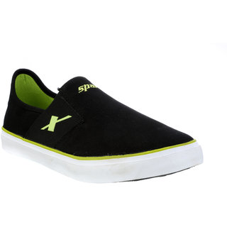 SC0214G SPARX Men Canvas Shoes (SM-214 Black)