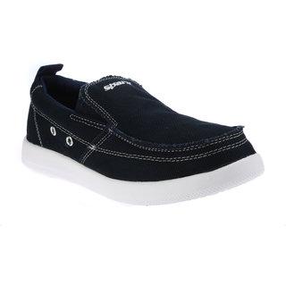 SC0234G SPARX Men Canvas Shoes (SM-234 Black)