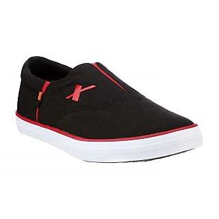 SC0255G SPARX Men Canvas Shoes (SM-255 Black)