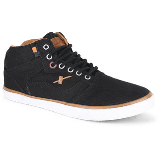 SC0282G SPARX Men Canvas Shoes (SM-282 Black)