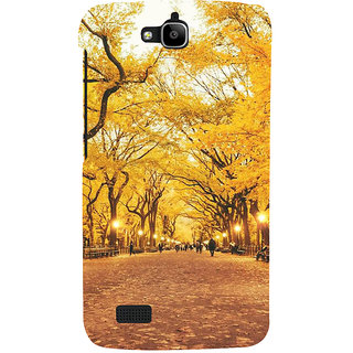 Ifasho Designer Back Case Cover For Huawei Honor Holly (Studio Photography Inherited Photography Canon)