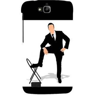 Ifasho Designer Back Case Cover For Huawei Honor Holly (A Man For All Markets Man Blazer Party Wear A Man Called Ove)