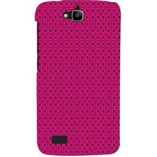 Ifasho Designer Back Case Cover For Huawei Honor Holly (Face Book Test Tubestack)