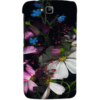Ifasho Designer Back Case Cover For Huawei Honor Holly ( Wedding Flowers New York Cuttack Music Stuff Kaithal)