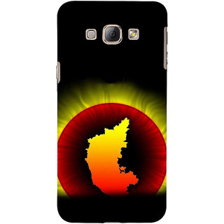 Ifasho Designer Back Case Cover For Samsung Galaxy A8 (2015) :: Samsung Galaxy A8 Duos (2015) :: Samsung Galaxy A8 A800F A800Y (Globe For Kids Globe Dolphin Globe Gifts Globe Big)