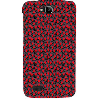 Ifasho Designer Back Case Cover For Huawei Honor Holly (Irs Costco Preteez Model)
