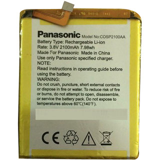 Li Ion Polymer Replacement Battery for COSP2100AA For Panasonic Eluga S